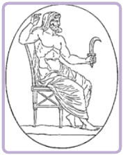 Saturn god of agriculture